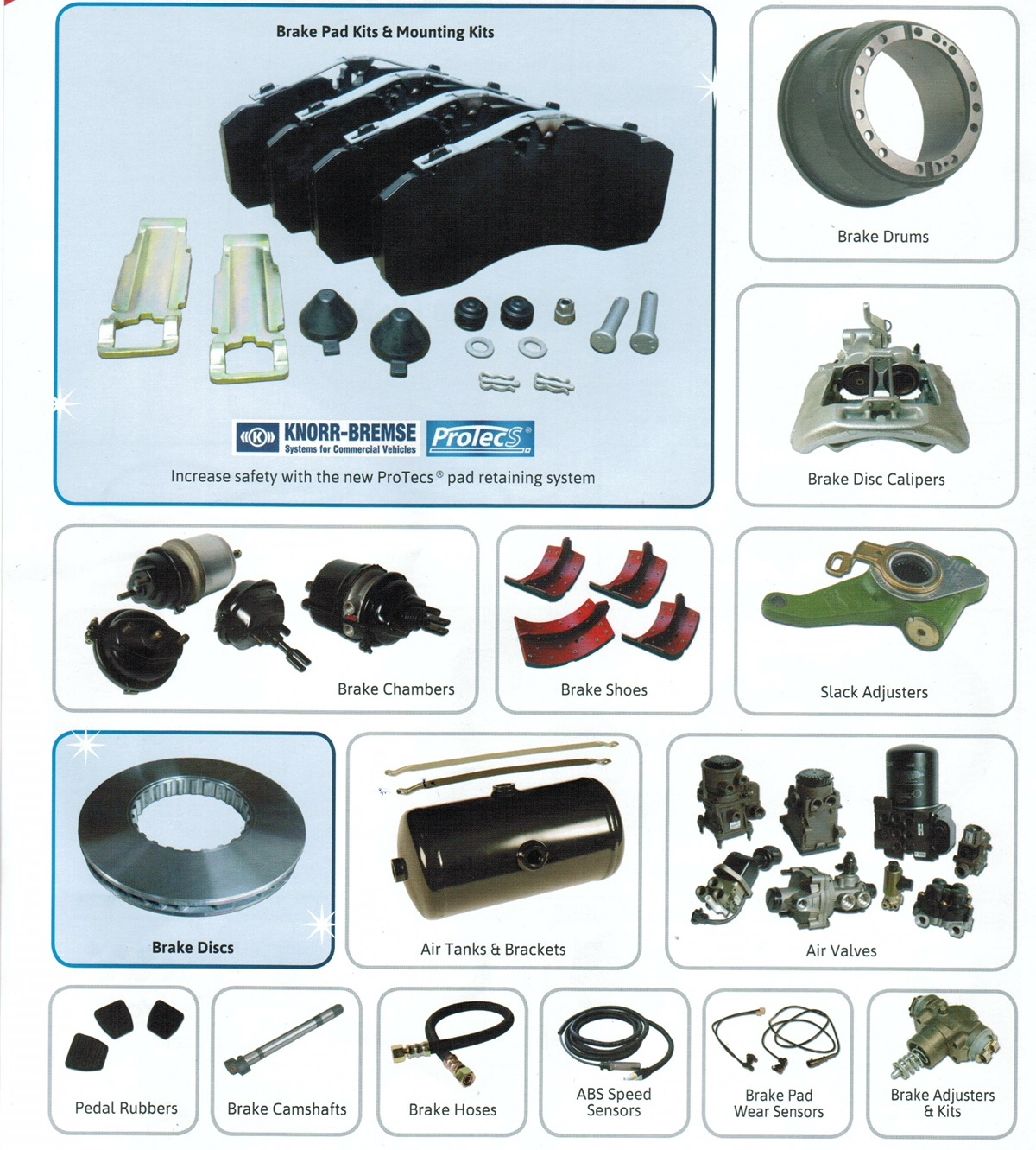 Parts Packages - For all Makes & Models