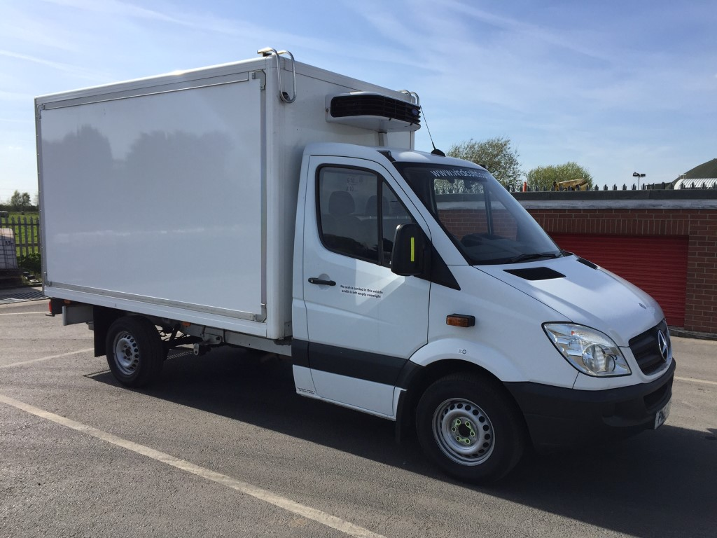 Mercedes Benz Sprinter 313 CDI - Fridge Truck